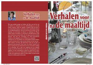 Mart van der Sar boek Verhalen voor na de Maaltijd